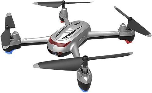 NuoEn UAV Drone Photographie Aérienne Longtemps Quadricoptère Avion pour Enfants Et Débutant Drone Jouet Blanc Ou Noir ( Couleur   Blanc )