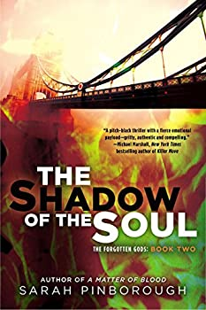 The Shadow of the Soul by Sarah Pinborough Horrible Monday