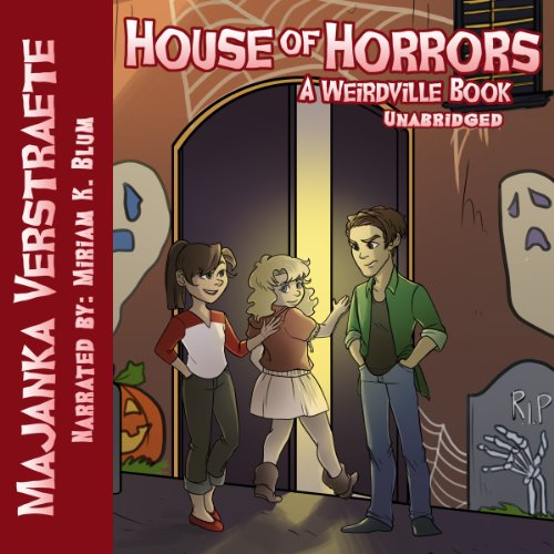 House of Horrors audiobook cover art