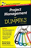 Project Management for Dummies (English Edition)