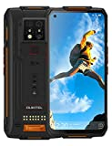 Rugged Smartphone Unlocked, OUKITEL WP7 Pro 8+128GB Cell Phone 8000mAh Battery 48MP Night Vision Camera IP68 Waterproof 6.53 Inch FHD+ Global Dual Sim 4G NFC Face Fingerprint Unlock