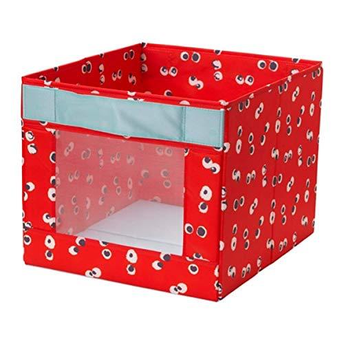 IKEA Angelagen Box Red 704.179.48 Size 15x16 ½x13