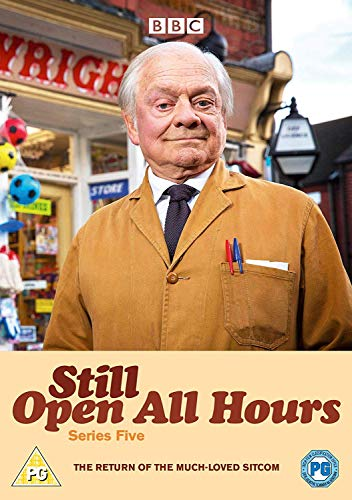 Still Open All Hours Series 5 [Edizione: Regno Unito] [DVD]