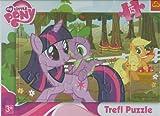 Trefl - Puzzle con Marco My Little Pony de 15 Piezas (31155)