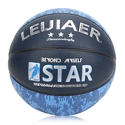 TAKE FANS Tamaño de cuero de la PU al aire libre interior 5 absorción de humedad desgaste resistente entrenamiento competencia baloncesto tamaño 5