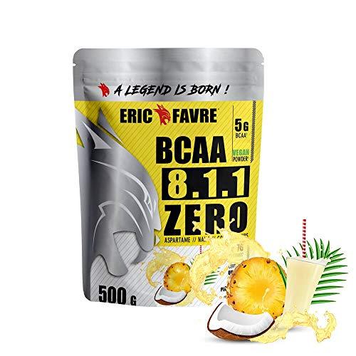 Eric Favre BCAA 8.1.1 Zero Piña Colada 500g