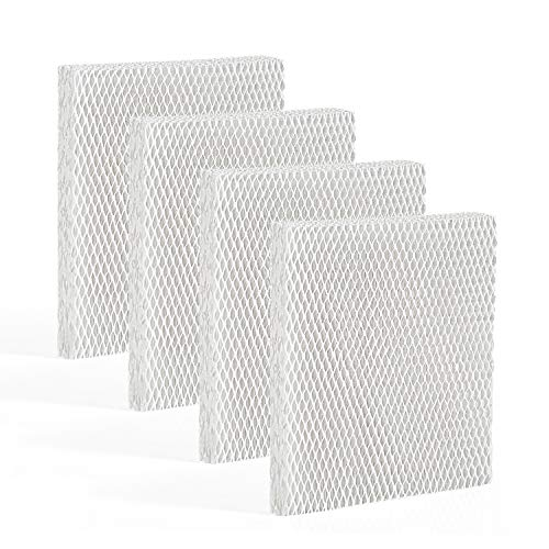 iSingo Honeywell Humidifier Filter T HFT600 Humidifier Filters Compatible Honeywell Humidifier Hev615 Hev620 (4 Pack)