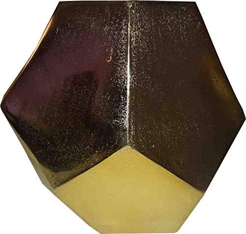 Diga Colmore Venlo B.V. Alu Vase Goldfarben 32 cm
