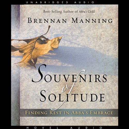 Souvenirs of Solitude audiobook cover art