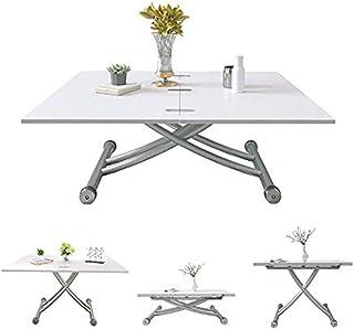 Mesa de centro multifuncional Jesfuerzdoutlet para comedor sala de estar moderna y creativa cocina muebles de exterior