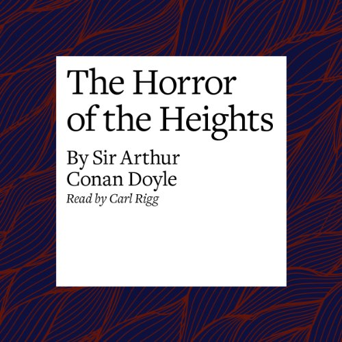 The Horror of the Heights  By  cover art