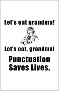 Best lets eat grandma poster Reviews