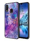 DOMAVER Samsung Galaxy A20e Case, Samsung A20e Case Purple