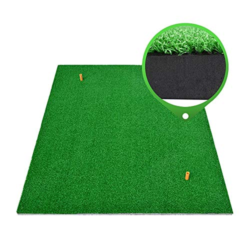 Great Deal! JHHXW Golf Putting Mats, Golf Practice Mat, Golf Mat, Indoor and Outdoor Golf Putter Exe...