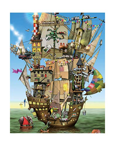 [ Puzzle Life ] Norak'H ARK Ⅰ | 1000 Piece Jigsaw Puzzle for Adults, Teens and Family