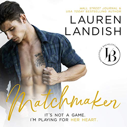 Matchmaker audiobook cover art