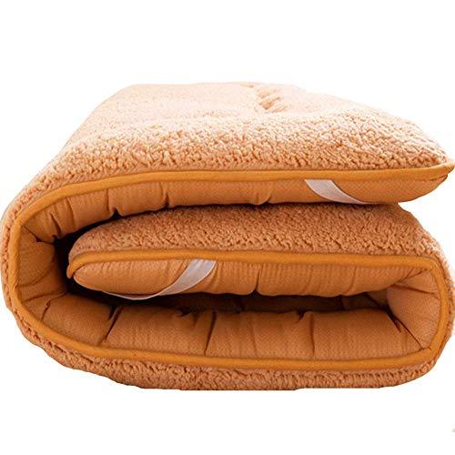 Smingm Japanische Tatami Boden Matratze, Verdicken Faltbare rutschfeste Tatami Matratze, Weiche Bequeme Student Residenzen Zu Hause Bett Futon Matratze,90x200cm(35x79inch)