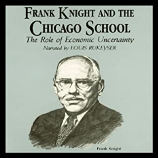 Frank Knight and the Chicago School audiobook cover art
