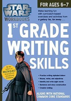 Star Wars Workbook  1st Grade Writing Skills  Star Wars Workbooks