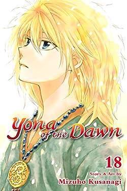 Yona of the Dawn, Vol. 18 (English Edition)