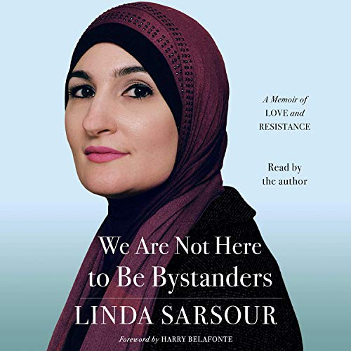 We Are Not Here to Be Bystanders audiobook cover art
