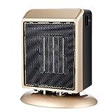 yunyun Portátil Radiadores Electricos,Mini Cerámica PTC De 900w...