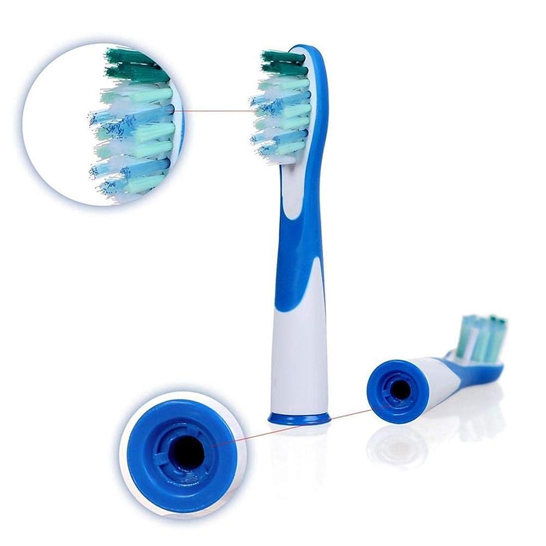 叙情的なビルマ指定colmall 電動歯ブラシ交換ヘッド Oral B 電動歯ブラシ S26.523.3 S15.523.3に対応 安全 ソフト 4PCS thrifty