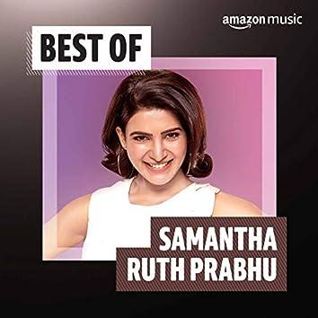 Best of Samantha Ruth Prabhu (Telugu)
