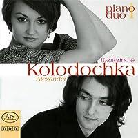 Vol. 1-Piano Duo