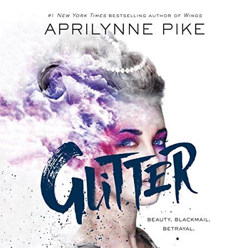 Glitter audiobook cover art
