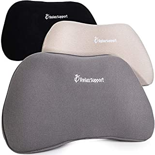 RELAX SUPPORT RS1 Memory Foam Back Support Pillow