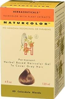 Naturcolor 8D Calendula Blonde Hair Dyes, 4 Ounce
