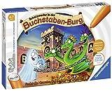 Ravensburger tiptoi Schatzsuche in der Buchstabenburg Spiel, ab 4 Jahren, Anlaute, Buchstaben, Silben und Reime lernen - in 4 Schwierigkeitsstufen