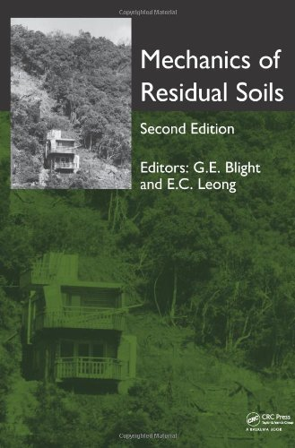 Mechanics of Residual Soils, Second Edition (2012-05-03)