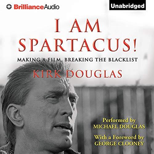 I Am Spartacus! audiobook cover art