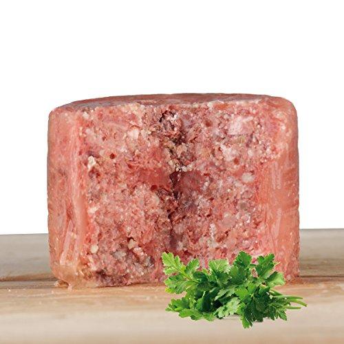 ( 0.80 Euro pro 100g ) Boswelia Tiernahrung Rind pur mit Leinöl Nassfutter für Hunde 200g - 2