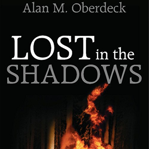 Lost in the Shadows audiobook cover art