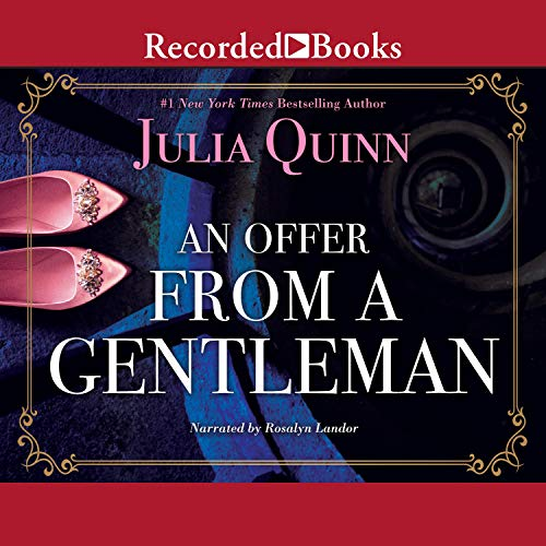 An Offer from a Gentleman  By  cover art