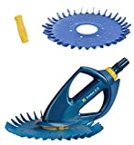 Zodiac BARACUDA G3 W03000 Advanced Suction Side Automatic Pool Cleaner with Additional Diaphragm and Finned Disc