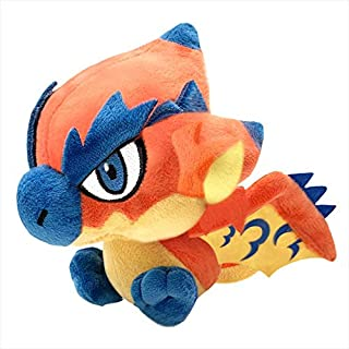 Capcom Monster Hunter: Flying Wyvern Rathalos Chibi Plush Toy
