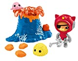 Fisher-Price - Octonauts Kwazii and The Volcano Rescue