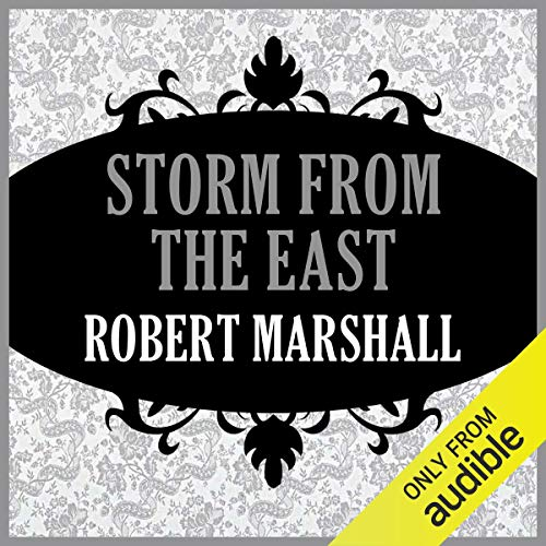 Storm from the East audiobook cover art