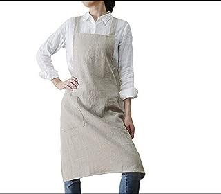 ZackLiz Tablier Automne Et dhiver pour Adultes avec Poche R/églable Cuisine Chef Chef Convient pour La Cuisine /À La Maison Restaurant Caf/é Maison F/éminin M/âle Confortable Et Durable Tablier Universel