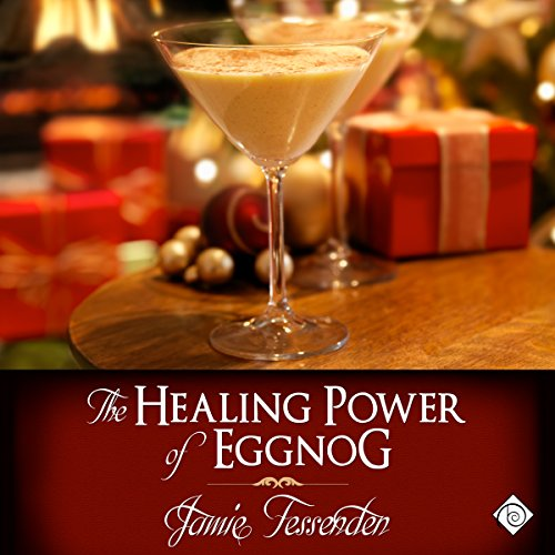 The Healing Power of Eggnog audiobook cover art