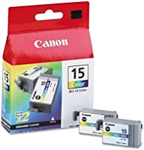 CNMBCI15 - Canon BCI-15 Color Ink Cartridge