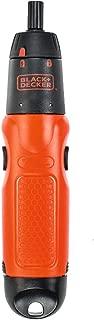 Black & Decker Battery Powered Cordless Screwdriver - A7073