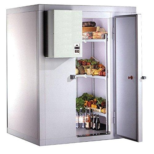 Kühlzelle, 75er Wandstärke, 2000er Höhe,