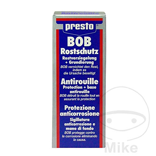 PRESTO BOB Rostschutz Kombi-Pack Rostversiegelung und Grundierung 200ml 603871