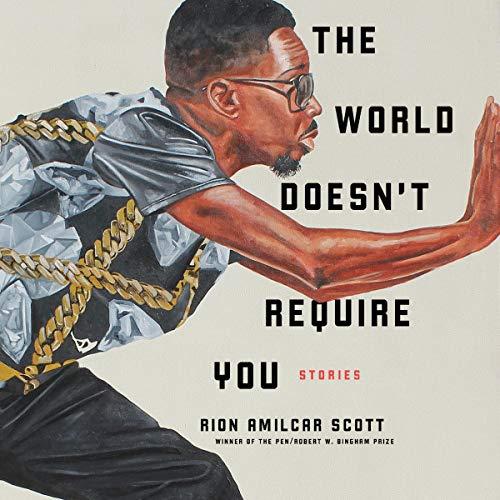 Page de couverture de The World Doesn't Require You