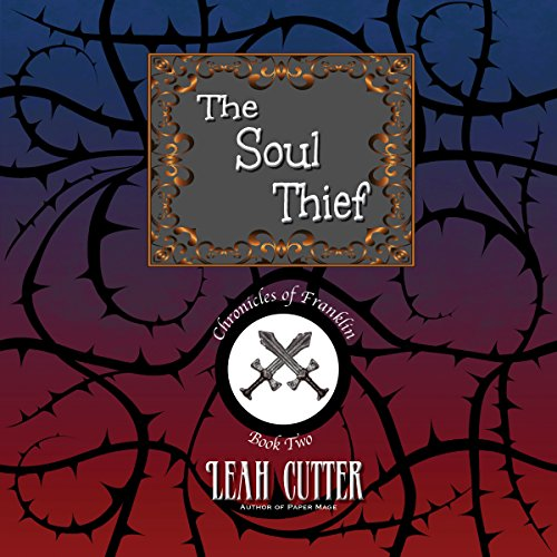 The Soul Thief audiobook cover art